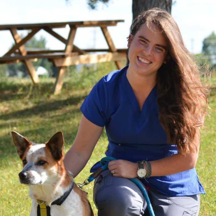 Kim Matthews </br>Veterinary Assistant photo